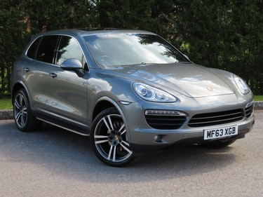 Picture of 2013 Porsche Cayenne S Diesel V8 For Sale