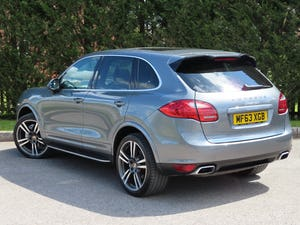 2013 Porsche Cayenne S Diesel V8 For Sale (picture 2 of 12)