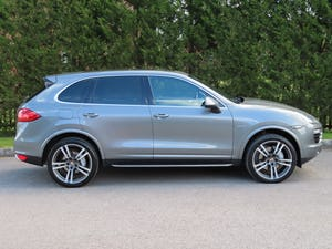 2013 Porsche Cayenne S Diesel V8 For Sale (picture 3 of 12)