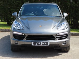 2013 Porsche Cayenne S Diesel V8 For Sale (picture 4 of 12)