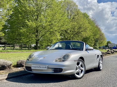 Picture of 2003 Porsche 986 Boxster 2.7**DEPOSIT TAKEN** For Sale