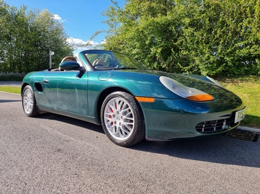 Picture of 2001 Boxster S 3.2 Manual - IMS RMS Done, FSH, Rare colour combo For Sale