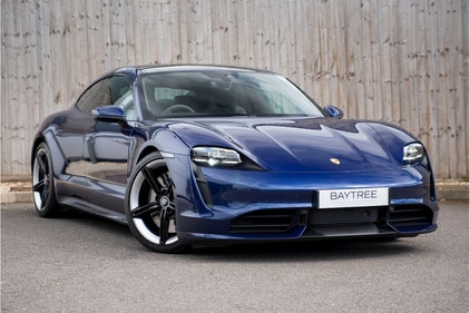 Picture of 2020 Porsche Taycan Turbo Saloon For Sale
