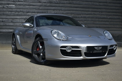 Picture of 2005 Porsche Cayman 3.4 S (987) Coupe Documented PSH+RAC Approved For Sale