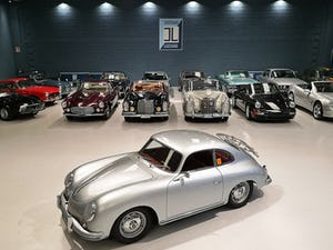1957 PORSCHE 356 A T1 COUPE- MILLE MIGLIA ELIGIBLE €118.000 For Sale (picture 1 of 11)