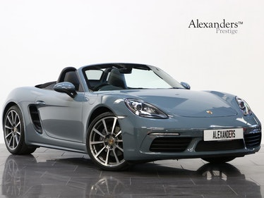 Picture of 2017 17 17 PORSCHE BOXSTER 718 2.0T PDK For Sale