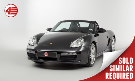 Picture of 2005 Porsche 987 Boxster S /// Deposit Taken - Similar Required For Sale