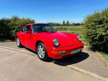Picture of 1992 PORSCHE 964 C4 MANUAL For Sale