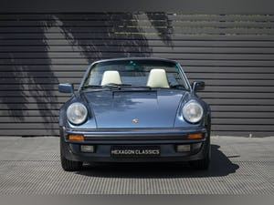 1989 PORSCHE 911 (930) 3.3 TURBO CABRIOLET G50 For Sale (picture 2 of 12)