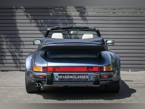 1989 PORSCHE 911 (930) 3.3 TURBO CABRIOLET G50 For Sale (picture 3 of 12)