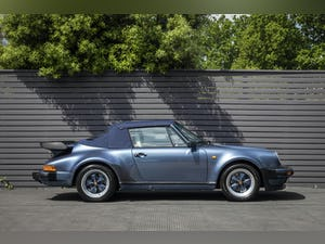 1989 PORSCHE 911 (930) 3.3 TURBO CABRIOLET G50 For Sale (picture 5 of 12)