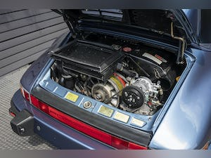 1989 PORSCHE 911 (930) 3.3 TURBO CABRIOLET G50 For Sale (picture 11 of 12)