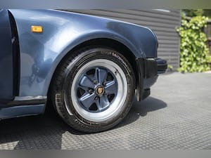 1989 PORSCHE 911 (930) 3.3 TURBO CABRIOLET G50 For Sale (picture 12 of 12)