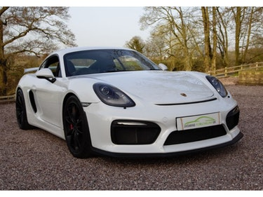 Picture of 2016 Porsche 981 Cayman GT4 For Sale