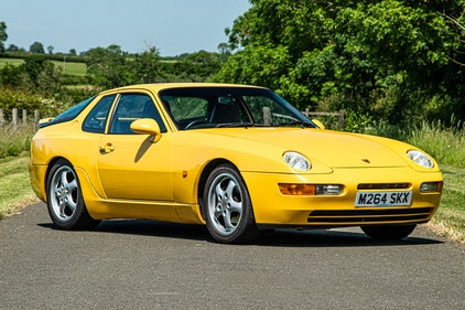 Picture of 1994 Porsche 968 Sport For Sale by Auction