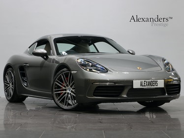 Picture of 2018 18 18 PORSCHE 718 CAYMAN S 2.5 PDK For Sale