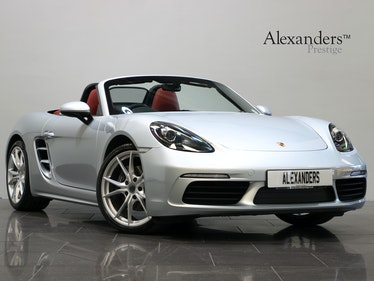 Picture of 2018 18 68 PORSCHE BOXSTER 2.0 MANUAL [718] For Sale