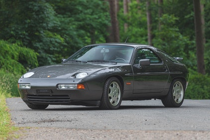 Picture of 1991 Porsche 928 GT - 12,300 Miles From New For Sale by Auction