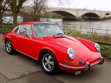 Picture of 1970 Porsche 911T 2.2 Coupe - LHD For Sale