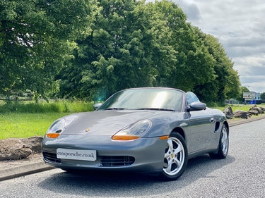 Picture of 2001 Porsche Boxster 2.7 986 2dr **DEPOSIT TAKEN** For Sale