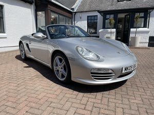 2009 Porsche Boxster 2.9 Gen11 PDK Convertible For Sale (picture 2 of 12)