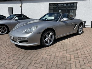 2009 Porsche Boxster 2.9 Gen11 PDK Convertible For Sale (picture 3 of 12)