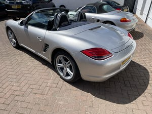 2009 Porsche Boxster 2.9 Gen11 PDK Convertible For Sale (picture 4 of 12)