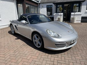 2009 Porsche Boxster 2.9 Gen11 PDK Convertible For Sale (picture 6 of 12)