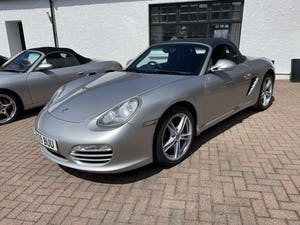 2009 Porsche Boxster 2.9 Gen11 PDK Convertible For Sale (picture 7 of 12)