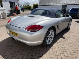 2009 Porsche Boxster 2.9 Gen11 PDK Convertible For Sale (picture 9 of 12)