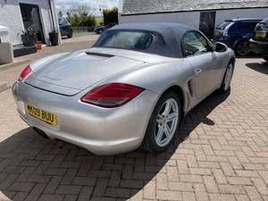 2009 Porsche Boxster 2.9 Gen11 PDK Convertible For Sale (picture 10 of 12)