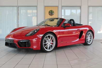Picture of 2015 Porsche Boxster (981) 3.4 GTS - NOW SOLD - STOCK WANTED For Sale