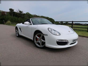 Picture of 2009 Porsche Boxster 3.4 987 S 2dr For Sale