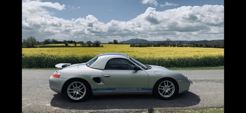 Picture of 2000 Porsche Boxster roll cage telemetry and v5 logbook For Sale