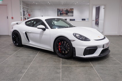 Picture of 2020 Porsche 718 Cayman GT4 Clubsport Package For Sale
