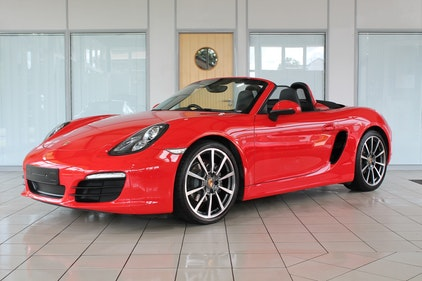 Picture of 2015 Porsche Boxster (981) 2.7 Manual For Sale