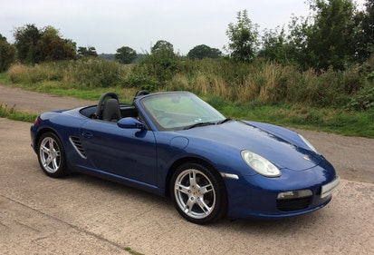 Picture of 2007 One owner Porsche Boxster 987 For Sale