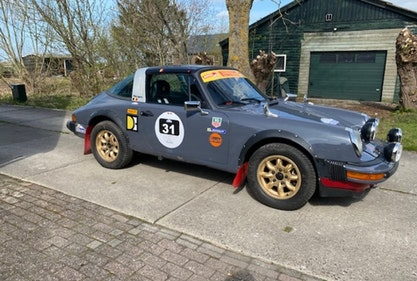Picture of LHD PORSCHE 911-1976 -TARGA:3000cc -RALLY fully equipped For Sale