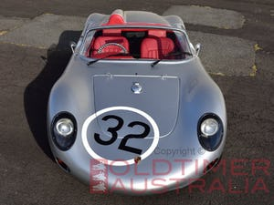 1955 Porsche 550 / 718 RSK Spyder Replica by Spyder Conversions For Sale (picture 7 of 12)