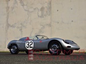 1955 Porsche 550 / 718 RSK Spyder Replica by Spyder Conversions For Sale (picture 8 of 12)