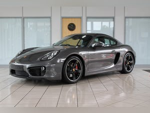 2016 Porsche Cayman (981) 3.4 S - NOW SOLD - STOCK WANTED For Sale (picture 1 of 12)