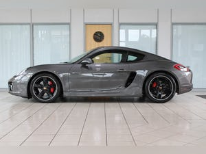 2016 Porsche Cayman (981) 3.4 S - NOW SOLD - STOCK WANTED For Sale (picture 3 of 12)