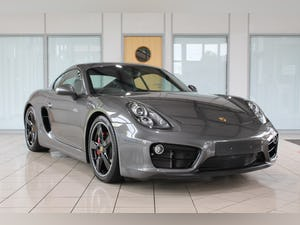2016 Porsche Cayman (981) 3.4 S - NOW SOLD - STOCK WANTED For Sale (picture 4 of 12)