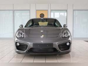 2016 Porsche Cayman (981) 3.4 S - NOW SOLD - STOCK WANTED For Sale (picture 5 of 12)