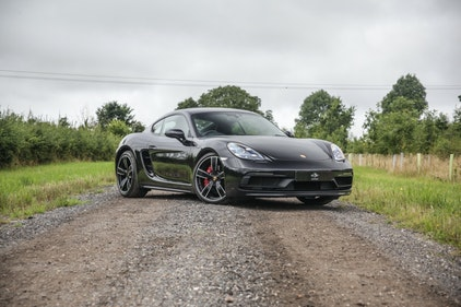 Picture of 2018 Porsche 718 Cayman GTS For Sale