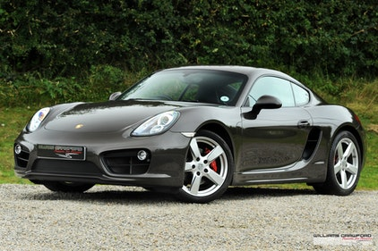 Picture of 2015 Porsche 981 Cayman S manual For Sale