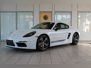 2019 Porsche Cayman T (718) 2.0T Manual For Sale (picture 1 of 12)