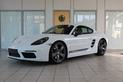 Picture of 2019 Porsche Cayman (718) 2.0 T Manual For Sale