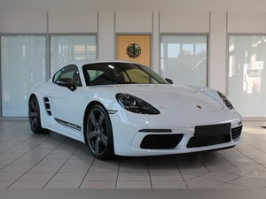 2019 Porsche Cayman T (718) 2.0T Manual For Sale (picture 4 of 12)