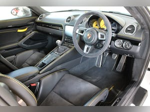 2019 Porsche Cayman T (718) 2.0T Manual For Sale (picture 8 of 12)